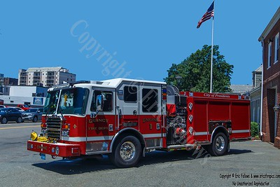 Quincy, Massachusetts - Engine 1