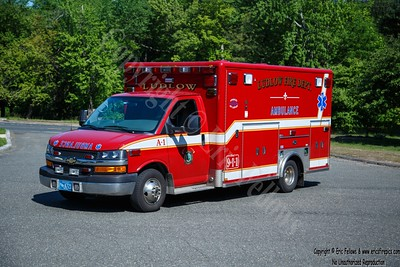 Ludlow, Massachusetts - Ambulance 1