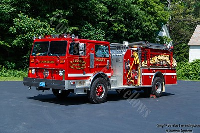 Clarksburg, Massachusetts - Engine 1