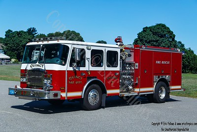 Quincy, Massachusetts - Engine 7