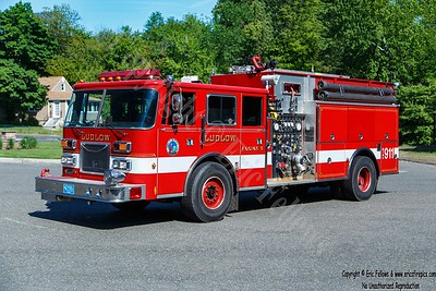 Ludlow, Massachusetts - Engine 3