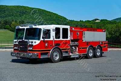 Lee, Massachusetts - Engine 7