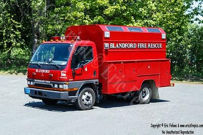 Blanford, Massachusetts - Former Rescue 4