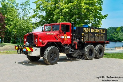 East Brookfield, Massachusetts - Tanker 1