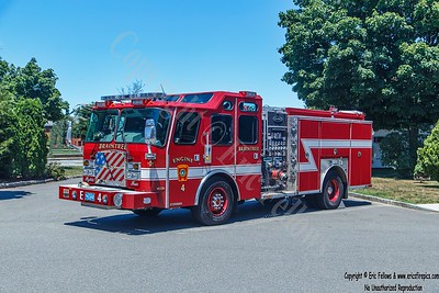 Braintree, Massachusetts - Engine 4