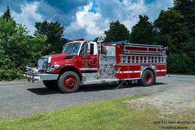 Thetford, Vermont - Engine 3