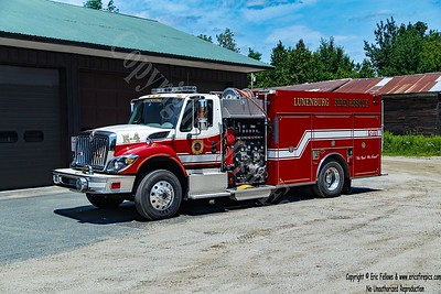 Lunenburg, Vermont - 35 Engine 4