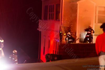 2 Alarm Structure Fire - 125 Grove Street, Clinton, MA - 3/30/19