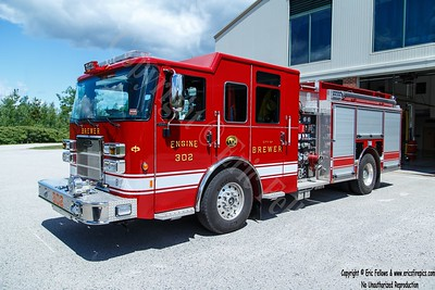 Brewer, Maine - Engine 302