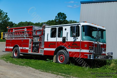 Etna, Maine -  Former Engine 2