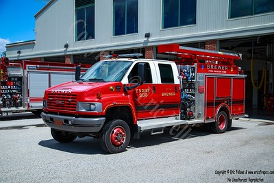Brewer, Maine - Engine 303