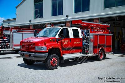 Brewer, Maine - Engine 303