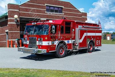 Bangor, Maine - Engine 5