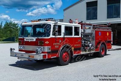 Brewer, Maine - Engine 302