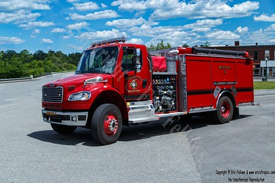 Fairfield-Benton, Maine - Rescue 3