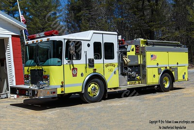 Lebanon, Maine Engine 143