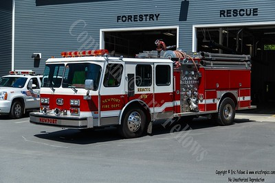 Newport, Maine - Rescue 698