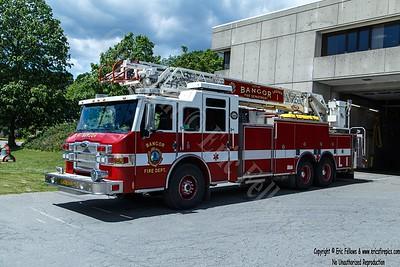 Bangor, Maine - Ladder 6