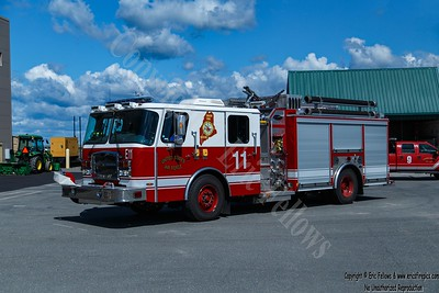 Maine Air National Guard - Engine 11