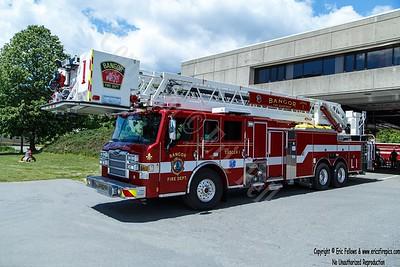 Bangor, Maine - Ladder 1