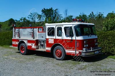 Hermon, Maine -  Former Engine 412