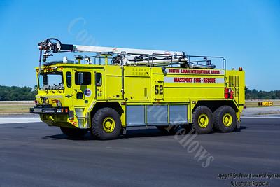 Massport (Hanscom), MA Engine 52 2000 Oshkosh