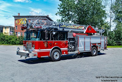 Lancaster, New Hampshire - 34 Ladder 1