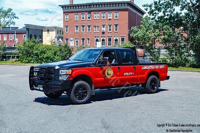 Lancaster, New Hampshire - 34 Utility 1