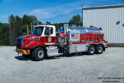Littleton, New Hampshire - Tanker 1