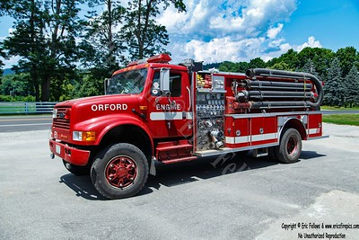 Orford, New Hampshire - Engine 1