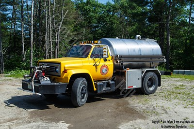 Littleton, New Hampshire - Former Tanker 1