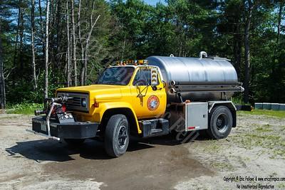 Littleton, New Hampshire - Former Tanker 1