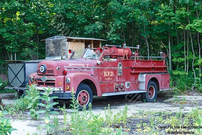 Salem, New Hampshire - Former Engine 1