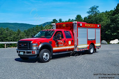 Whitefield, New Hampshire - 41 Rescue 1