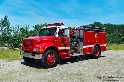 Jefferson, New Hampshire - 33 Engine 1