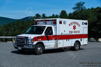 Whitefield, New Hampshire - 41 Ambulance 1