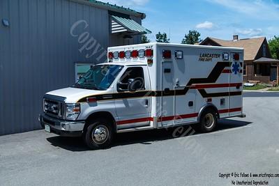 Lancaster, New Hampshire - 34 Ambulance 5