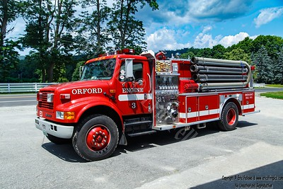 Orford, New Hampshire - Engine 3