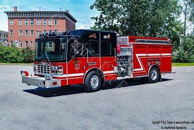 Lancaster, New Hampshire - 34 Engine 4
