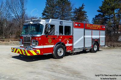 Rollinsford, New Hampshire -  Engine 2