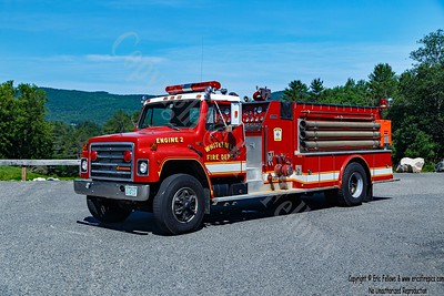 Whitefield, New Hampshire - 41 Engine 2