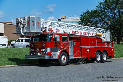 Lincoln, New Hampshire - Former Tower 1