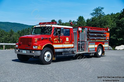 Whitefield, New Hampshire - 41 Engine 1