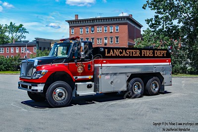 Lancaster, New Hampshire - 34 Tanker 1