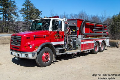 Tamworth, New Hampshire - Engine 2