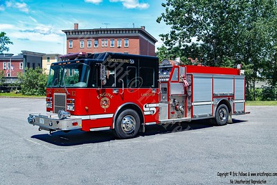 Lancaster, New Hampshire - 34 Engine 2