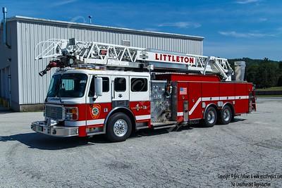 Littleton, New Hampshire - Ladder 1