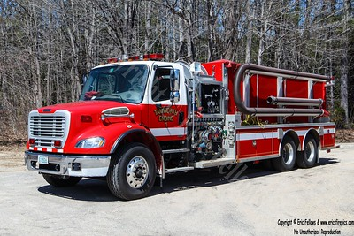 Tamworth, New Hampshire -  Engine 1