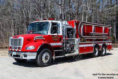 Tamworth, New Hampshire -  Engine 1