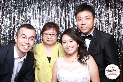 Eric + Jasmine Photo Booth Album